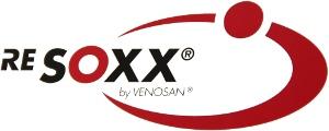 Logo RESOXX von Venosan Sportsline
